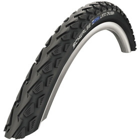 "SCHWALBE Land Cruiser Active, 28"", K-Guard, vaijeri, black"